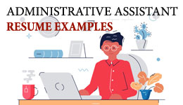Latest Administrative assistant CV templates