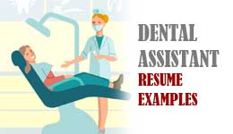 dental assistant CV examples 2021