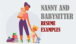 nanny resume templates 2021